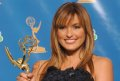 Mariska et son Emmy Award
