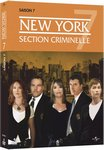 DVD New York Section Criminelle Saison 7 (Zone 2 / France)