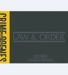Livre Law & Order : Crime Scenes (Book)