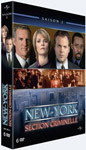 DVD New York Section Criminelle Saison 2 (Zone 2 / France)