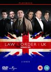 DVD Law & Order UK Series 6 / Londres Police Judiciaire Saison 6 (Zone 2)