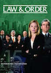 DVD Law & Order : Season 15 / New York District : Saison 15 (Zone 1 / Region 1 / USA)