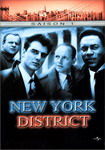 DVD New York District / New York Police Judiciaire Saison 1 (Zone 2 / France)