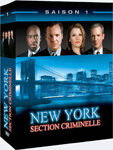 DVD New York Section Criminelle Saison 1 (Zone 2 / France)